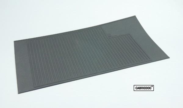 Hackenschutz schwarz Teppich MB 107