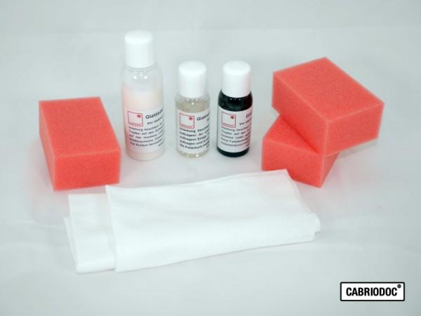 CABRIODOC Leder Aufbereitung + Pflege Set