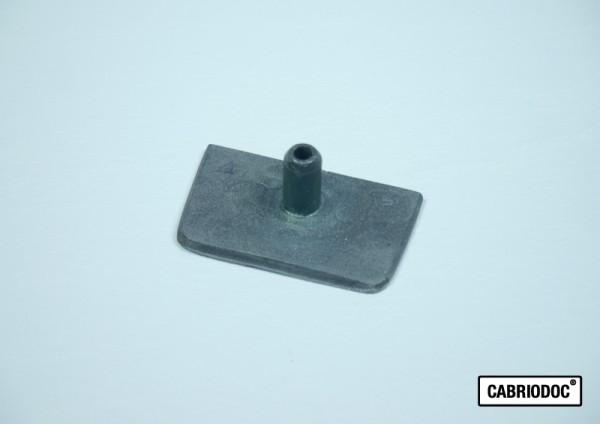 Haltenase Holzabdeckung Mittelkonsole MB 107