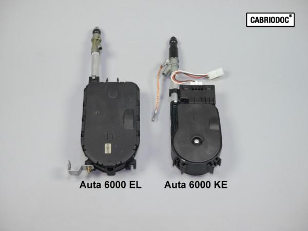 Reparatur Hirschmann AUTA 6000 EL + KE