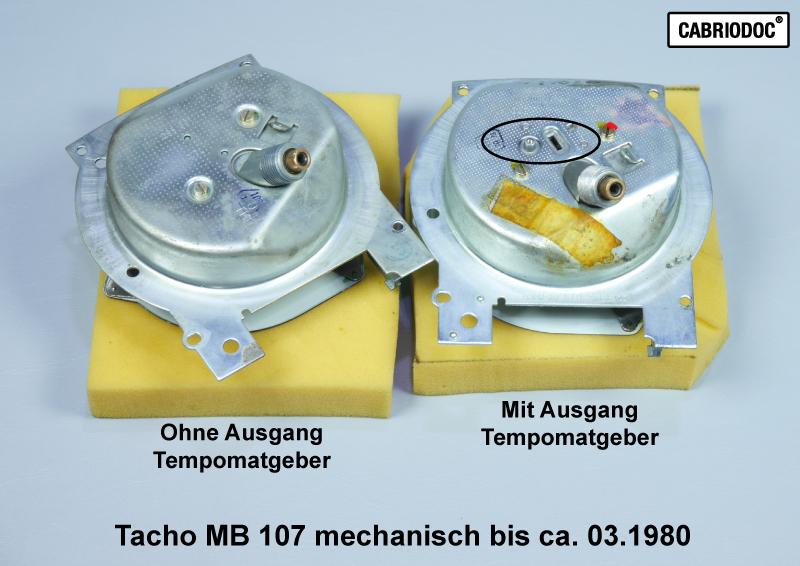 Tacho_mechanisch_MB_107_Tempomat_800