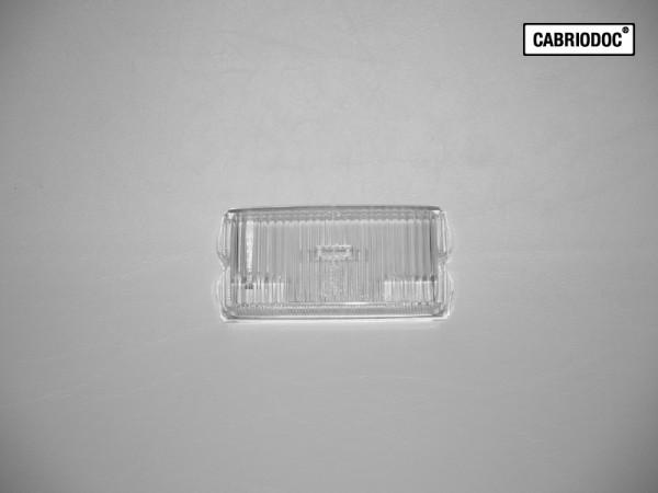 Lichtscheibe Glas Nebelscheinwerfer MB 107